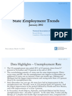 State Employment Trends