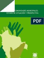 Mancomunidades Municipales,  Estado de situación y prospectiva