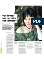 Entrevista a Fernanda García Lao - 1