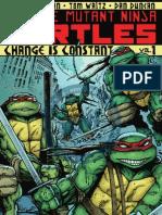 Teenage Mutant Ninja Turtles Vol 1 Preview