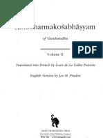 Chapter 3, The World, From Abhidharmakosabhasyam