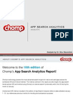 Chomp Charts January 2012