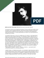 MÁS ALLÁ DEL REALISMO ÓPTICO Alexander Sokurov