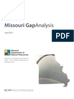 Missouri Gap Analysis