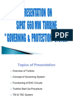 660 MW Governing System Presentation