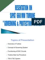 660 MW Governing System Presentation