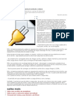 Manual Bateria Netbook