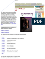 Signal Conditioning and PC-Based Data Acquisition Handbook