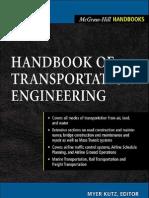 Transportation Handbook