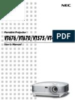 Nec Vt470 Manual