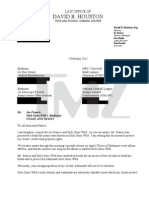 0203_joe_madonna_docs - Cease and Desisted Letter