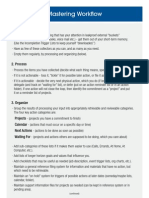5 Phases of Workflow GTD