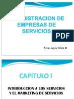 Admin is Trac Ion de Empresas de Servicios