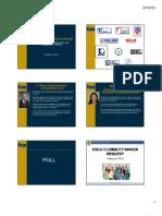 CHSE Illinois Waiver Webinar, Feb. 7, 2012 - PowerPoint