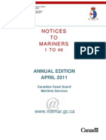 TC - Notices to Mariners