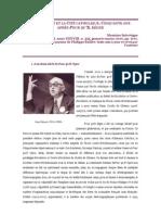 Jean Ousset et la Cité catholique_Massimo Introvigne