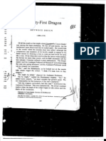The Fifty First Dragon, By Heywood Brown