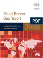 Global Gender Gap Report 2008