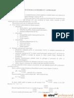 Fizpat Curs 1 - Fiziopatologia Echilibrului Acido-bazic