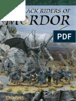 Dark Riders of Mordor
