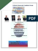 AADCMC 6th Congressional District Democratic Candidates