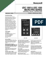 controlador UDC1000
