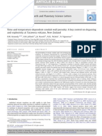 B.M. Kennedy et al- Time-and temperature-dependent conduit wall porosity