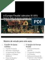 2 - A Europa Feudal (Parte 2)