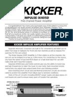 KickerIX405D