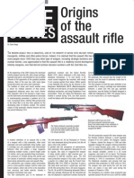 Carlo Kopp- Origins of the assault rifle