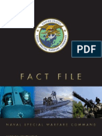 Naval Special Warfare Command- Fact File