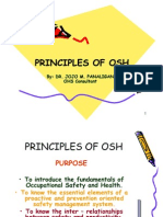 Principles of OSH. 1 Ppt