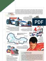 Formula Uno, Carreras Formula Uno
