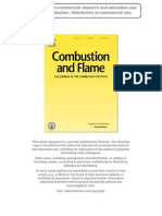 Gregory Young et al- Combustion characteristics of boron nanoparticles