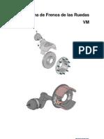 Sistema de Frenos de Las Ruedas