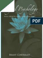 0791470717 Integral Psychology Yoga
