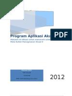 Makalah Program App Akademik