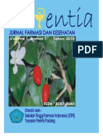 Kum Pulan Jurnal Scientia