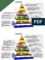 La Pyramide Aliment a Ire