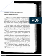 Chapter 4 Shock Waves and Detonations, Explosives Performance
