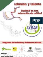 Memorias Simposio Inclusion y Talento en El Aula2