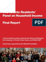 Toronto Residents Panel Final Report 1up