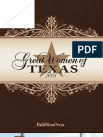 Great Women of Texas - 2008