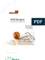 Paul Warren & Matt Drance - iOS Recipes Tips and Tricks for Awesome iPhone and iPad Apps