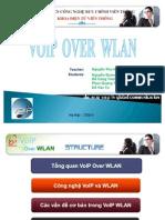 Slide Voip Over Wlan