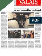 Le Nouvelliste, 19.12.11 - Opération Nez rouge