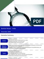 Bottled Water India Sample