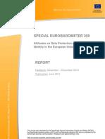 Eurobarometru 2011 Internet
