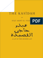 The Kasidah
