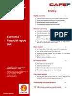 Economic&Financial Report 2011 Cafef